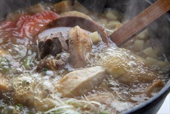 東京 芋煮会 ケータリング