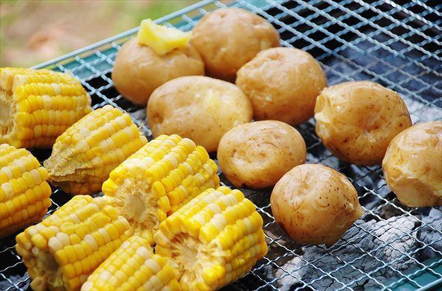 和田掘公園BBQ広場 ゴードン食材