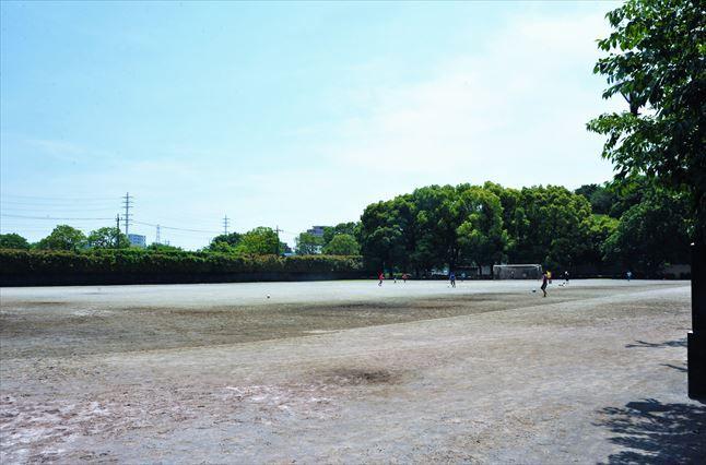 和田掘公園 グランド